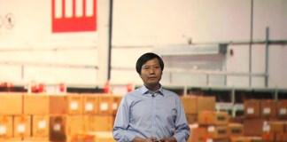 Xiaomi Lei Jun CEO Xiaomi Mi 7