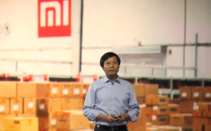 Xiaomi Lei Jun CEO Xiaomi Mi 7