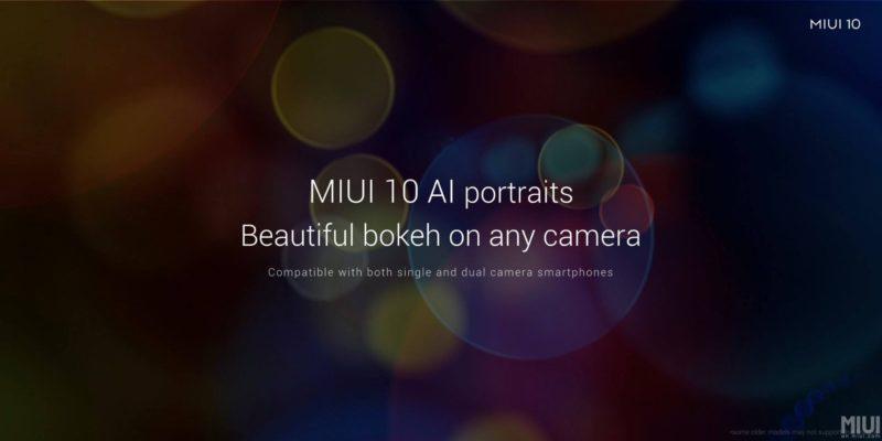 Xiaomi MIUI 10 Android