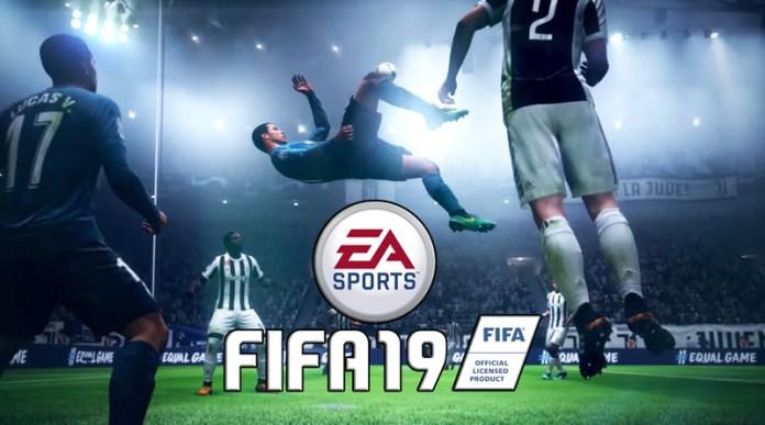 O FIFA 19, o Cristiano Ronaldo e a Liga dos Campões! (Trailer)