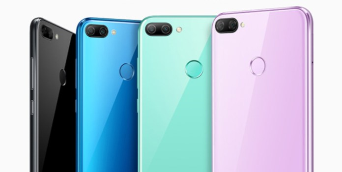 Huawei Honor 9i Android Oreo Google EMUI