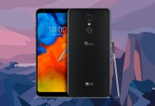 LG Q Stylus Android