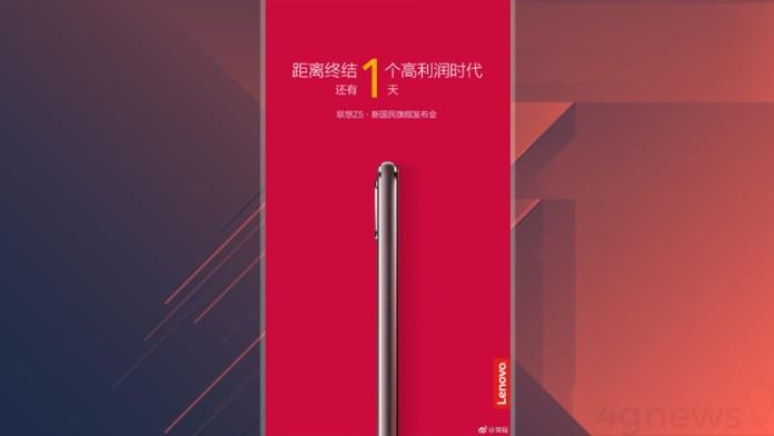 Lenovo Z5 ZUK Z5 Android 1 Apple iPhone X