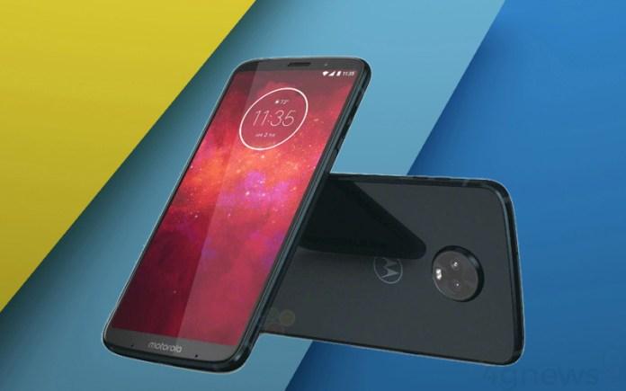 Motorola Moto Z3 Play Android Qualcomm