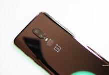 OnePlus 6 Android Oreo Google quebra vidro