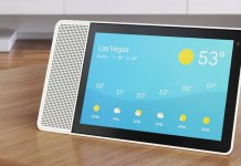 Google Lenovo Smart Display 4gnews Google Assistant Alexa