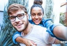 Samsung Brasil Galaxy A8 4gnews selfie twitter