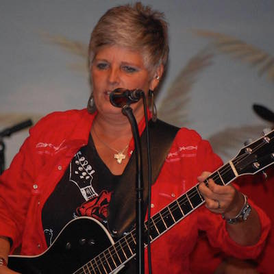 Barb Maxey, Guitarist