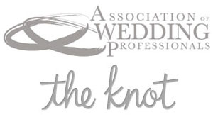Margaret Atkinson is a proud member of The Association of Wedding Professionals and can be found on The Knot.