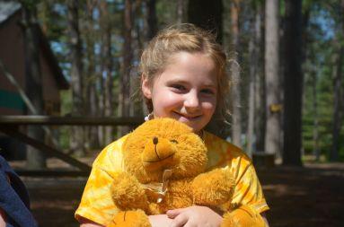 Cloverbud Teddy Bear Parade