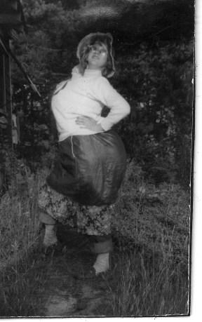 1950's Camp Ovelrook Staff member