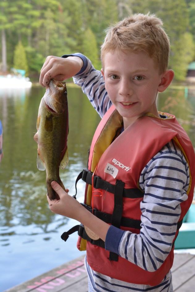 Great fishing!
