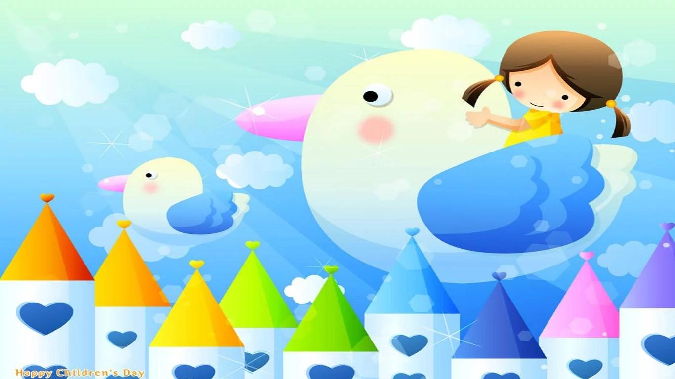 Cartoon Chicken Children Hd Wallpapers Free Download Hd