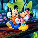 HD Cartoon wallpapers for children