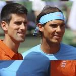 two best tennis player wallpaper