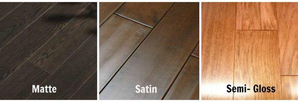 Satin or semi gloss polyurethane for hardwood floors - Satin vs semi gloss ...