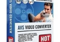 AVS Video Converter 9.1 Crack