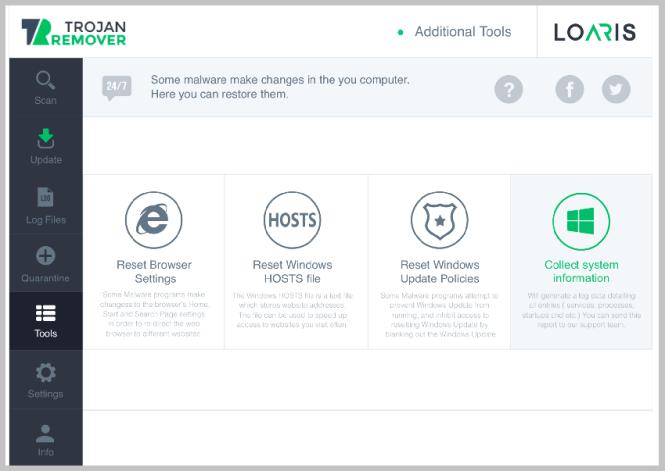 Loaris Trojan Remover Full Version With Key