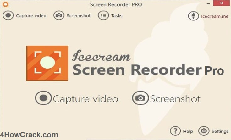IceCream Screen Recorder Pro Serial Key