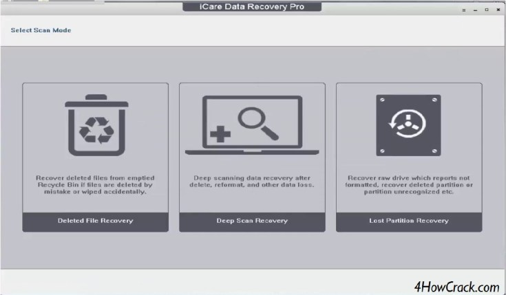 iCare Data Recovery Pro Serial Key