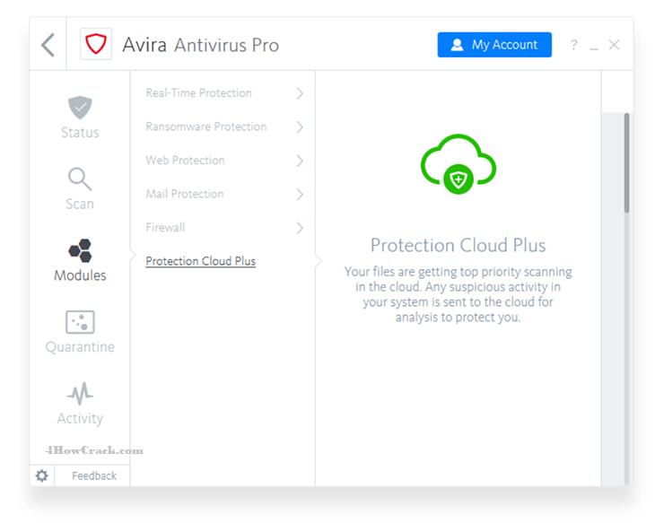 Avira Antivirus Pro License Key For Windows