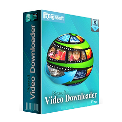 Bigasoft Video Downloader Pro Crack