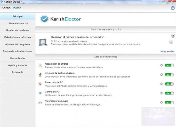 Kerish doctor serial key