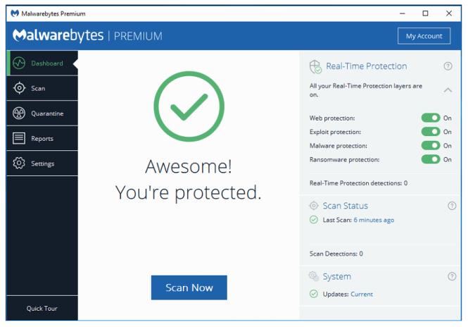 Malwarebytes Premium Serial Key For Widows