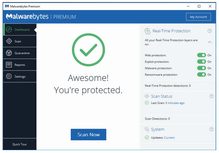 Malwarebytes Premium Serial Key For Widows