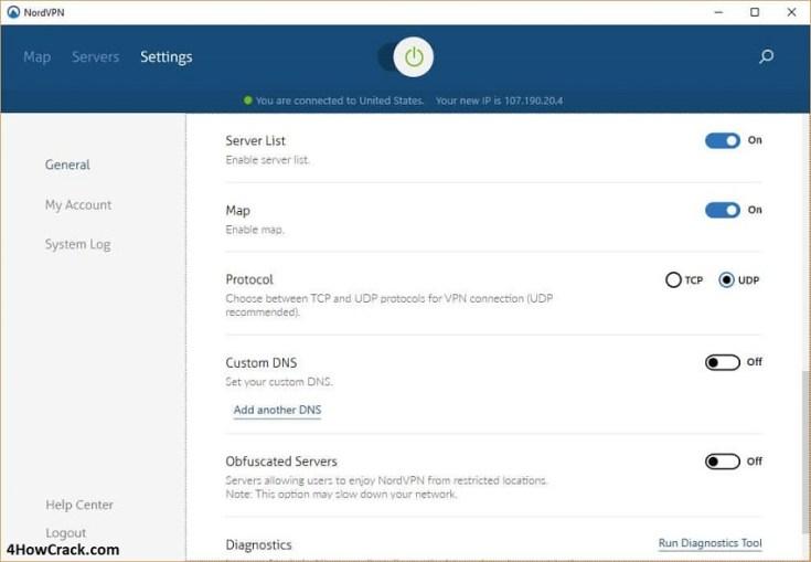 NordVPN Premium Accounts List For Windows