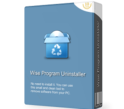 Wise Program Uninstaller Crack