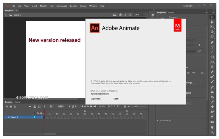Adobe Animate CC Serial Key Download