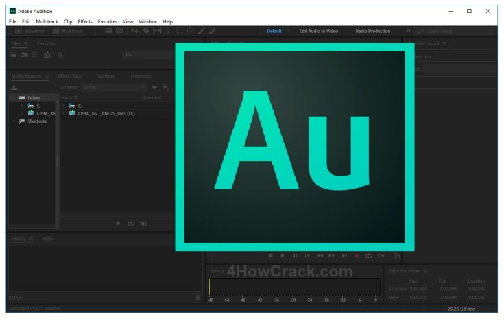 Adobe Audition CC Serial Number Download