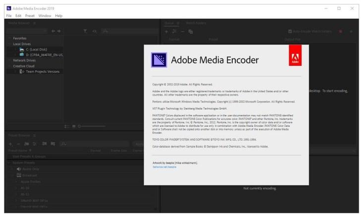 Adobe Media Encoder CC Keygen Download
