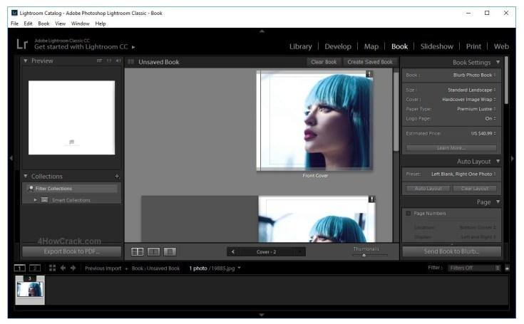 Adobe Photoshop Lightroom Classic CC Cracked Download