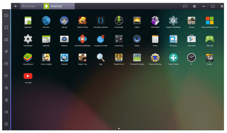 BlueStacks Offline Rooted Download