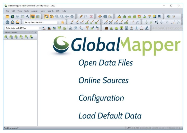 Global Mapper License Download