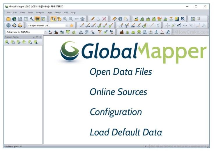 Global Mapper License Key Free Download