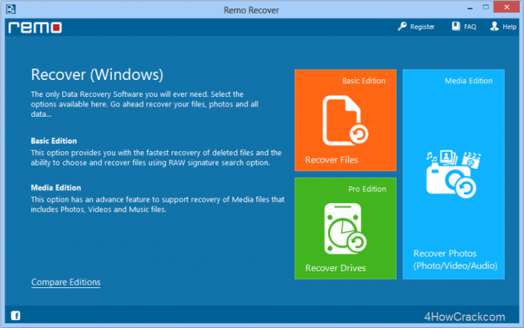 Remo Recover windows activation key