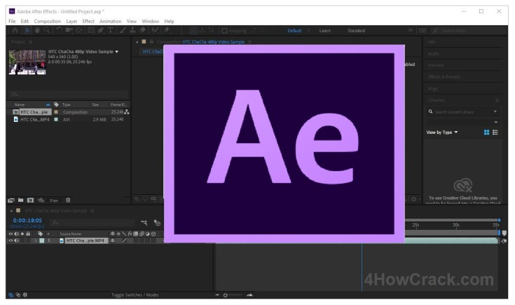 Adobe After Effects CC Full Version Download