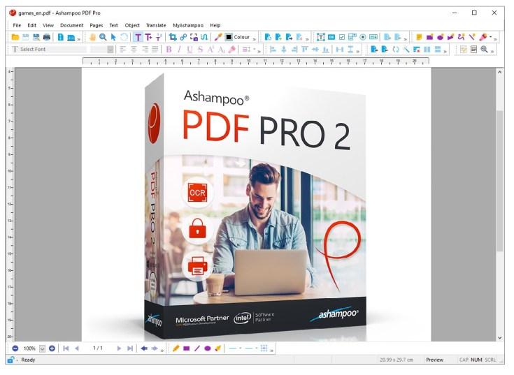 Ashampoo PDF Pro Full Version Download
