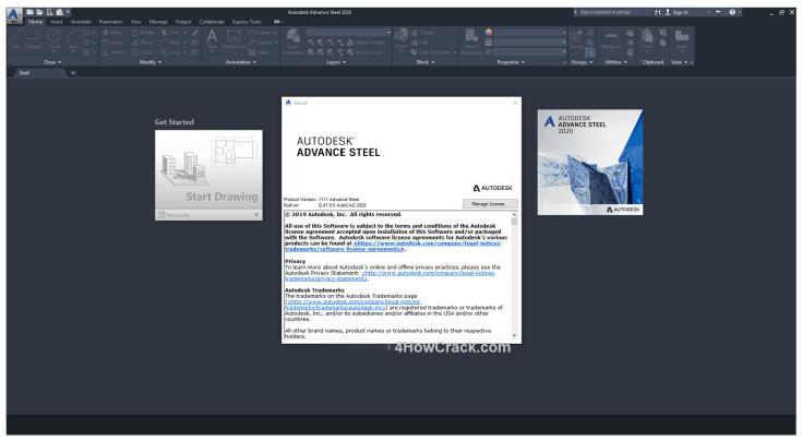 Autodesk Advance Steel Download Product Key
