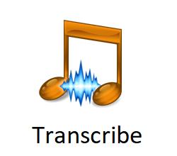 Transcribe! Crack