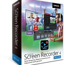 CyberLink Screen Recorder Deluxe Crack