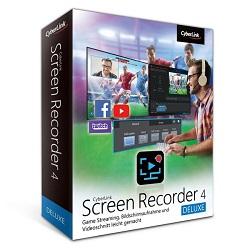 CyberLink Screen Recorder Deluxe Crack