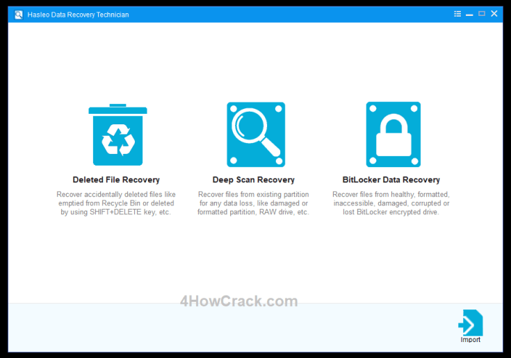 Hasleo Data Recovery Technician Crack Free Download