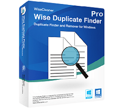 Wise Duplicate Finder Pro Key
