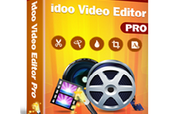 idoo Video Editor Pro Crack
