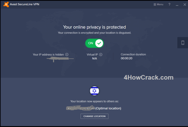 Avast SecureLine VPN Activation Code