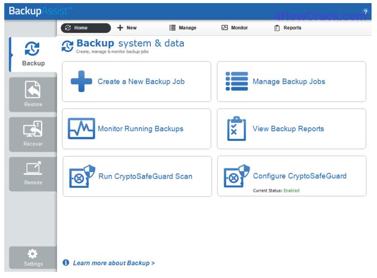 BackupAssist Desktop License Key